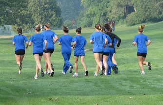XC Running: An Intense Warmup Routine for XC Distance Running Races
